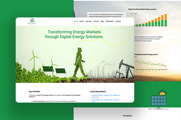latest project 2- Reconnect Enery