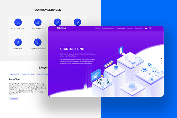 latest project 3- Aihiki Consulting Inc.